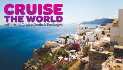 Cruise the World - no button