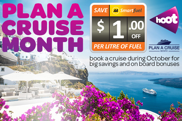 Cruise Sale Month