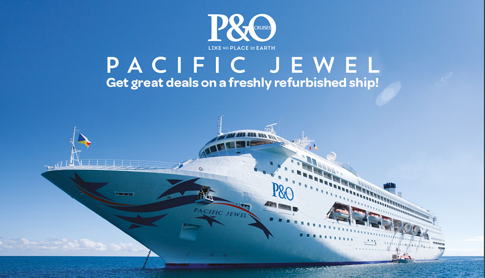 Special Fares On The Refurbished Pacific Jewel Hoot