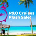 P&O Flash Cruise Sale