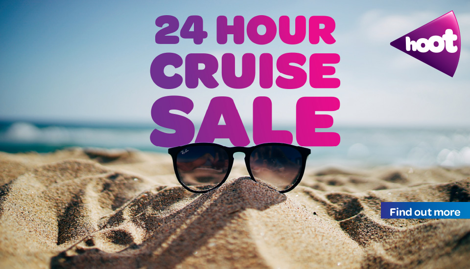 24 Hour cruise sale