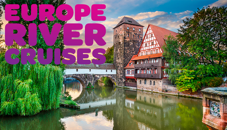 Europe River Cruise Deals