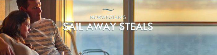 Norwegian Sailaway Steals