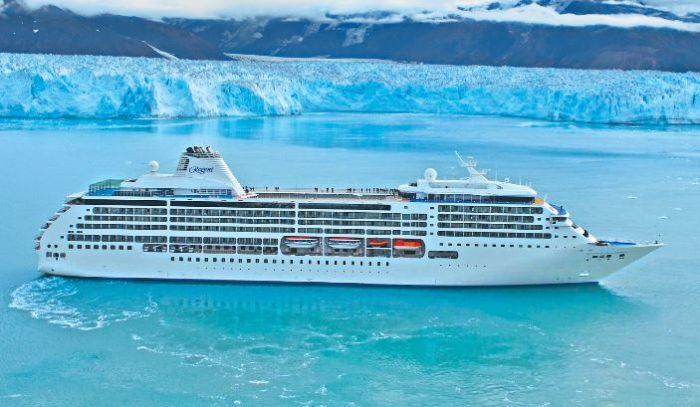 Regent Seven Seas in Alaska