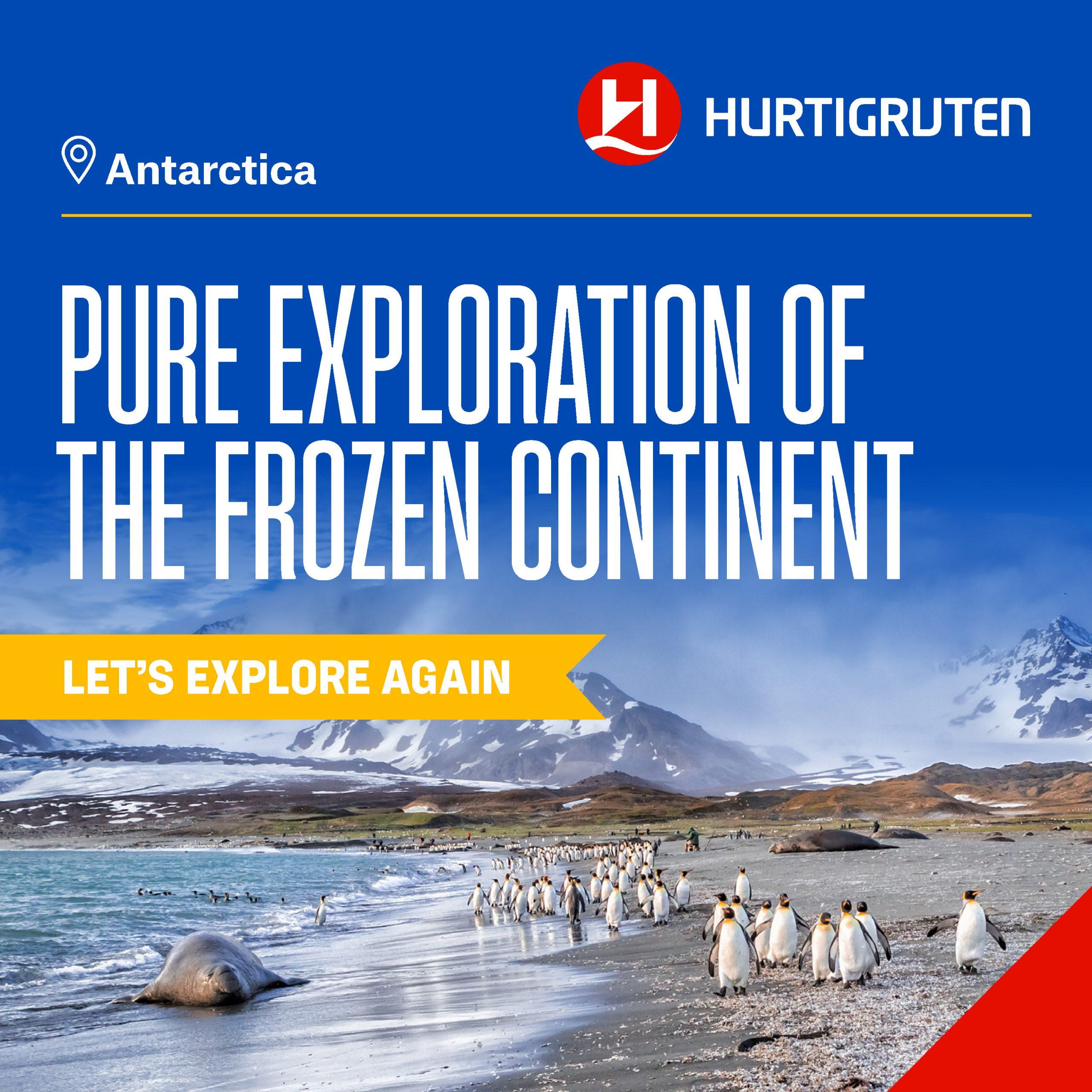 Hurtigruten Antarctica Expeditions