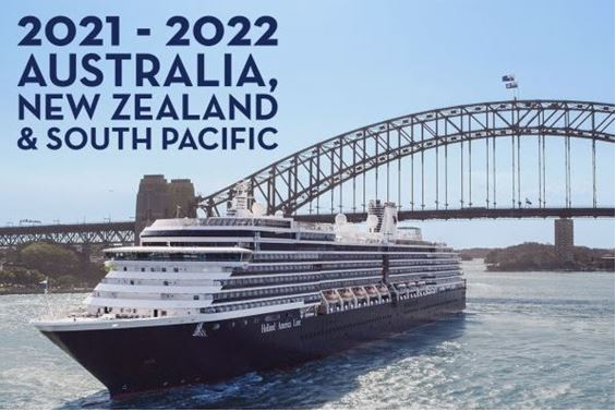 Holland America 2021/22 Season