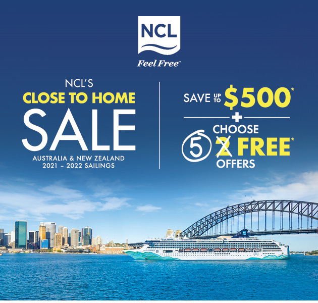 NCL Cruise Sale Oct20