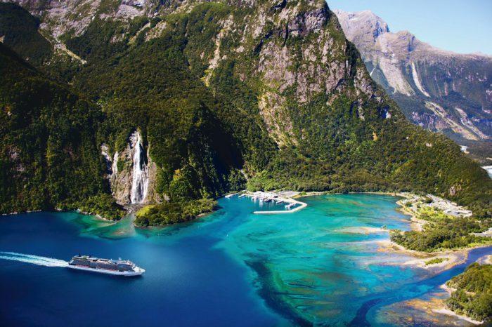Celebrity in Blue & Green New Zealand
