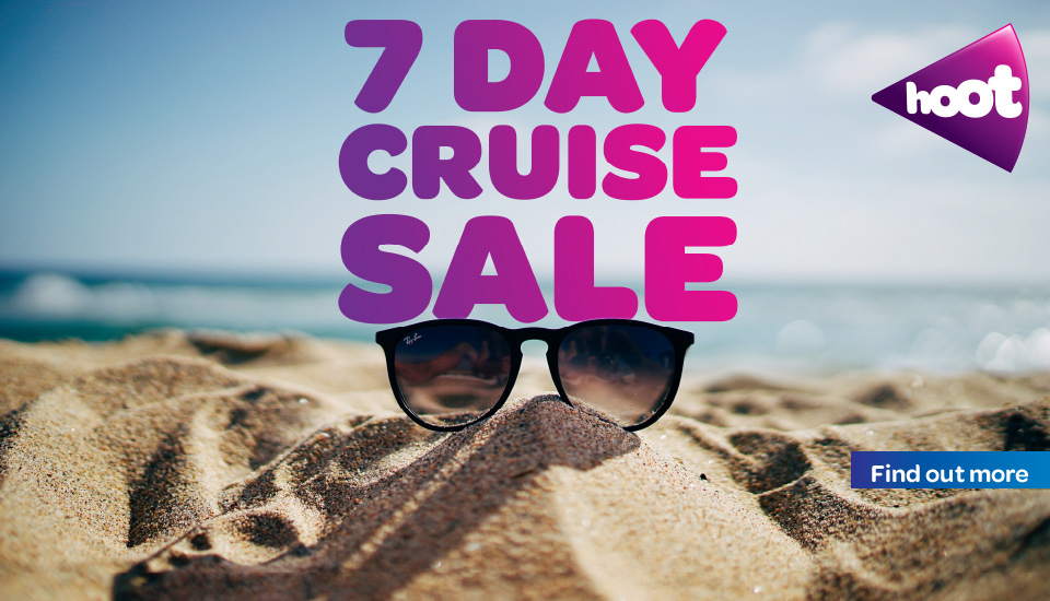 7 Day Mini Cruise Sale