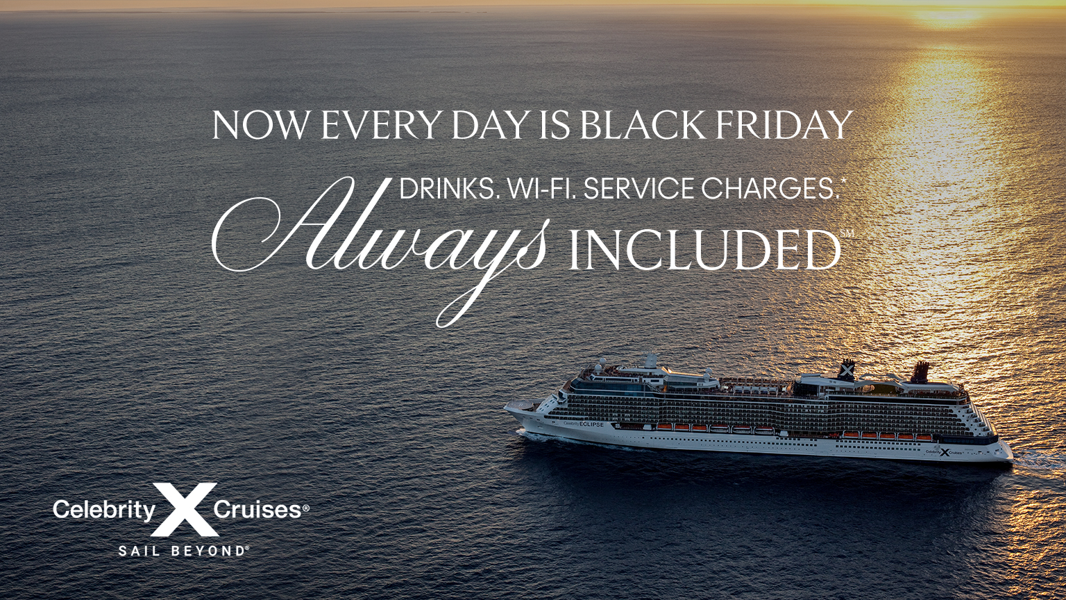 Celebrity Cruises All Inclusive