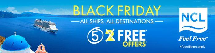 NCL Black Friday Sale
