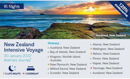 New Zealand Circumnavigation
