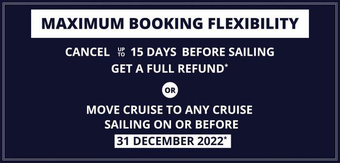 MSC Flexible booking guarantee