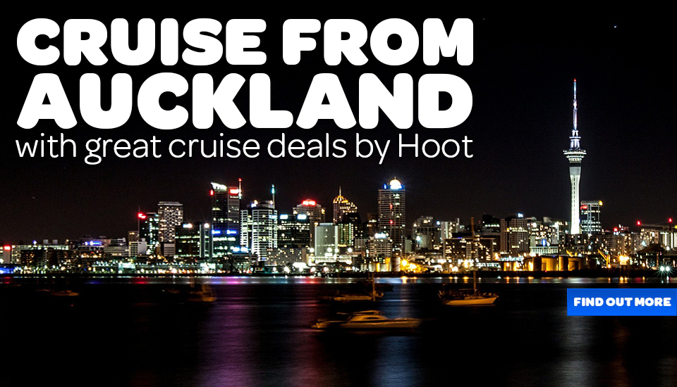 Cruise from Auckland