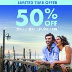 Norwegian Cruise Lines mates rates