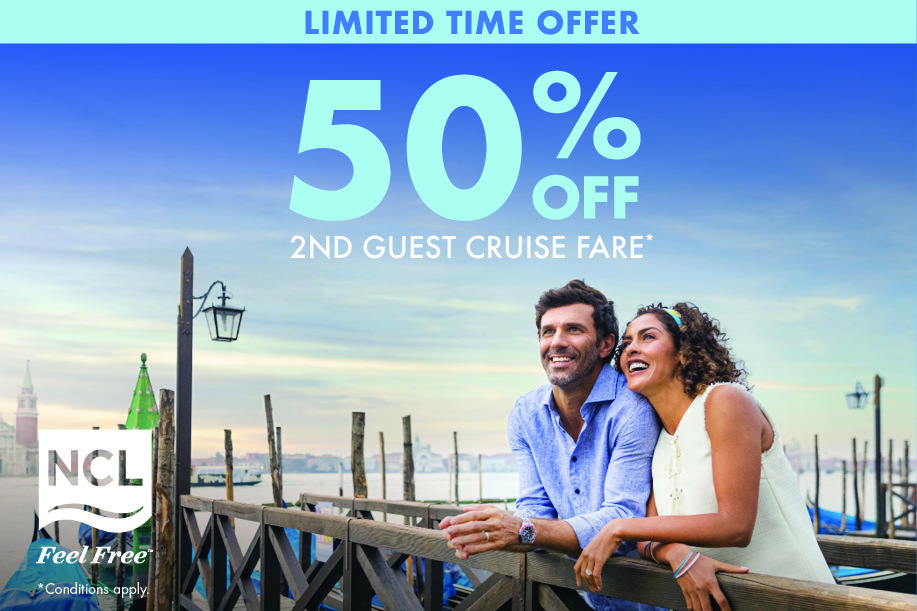 Norwegian Cruise Lines mates rates