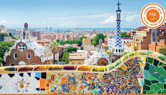 MSC Cruises from Barcelona