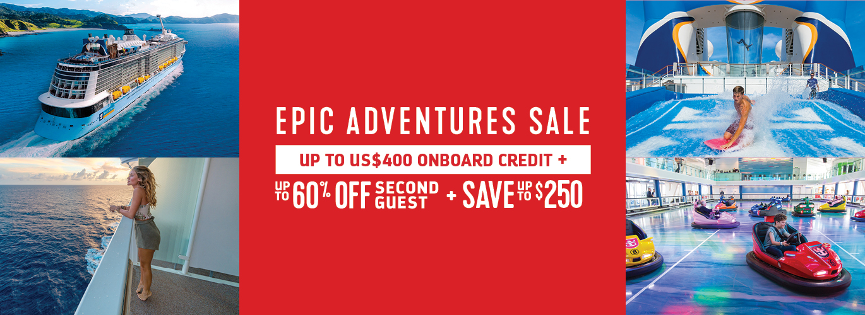 Royal Caribbean Cruise Sale