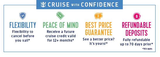 Royal Caribbean Cruise With Confidence