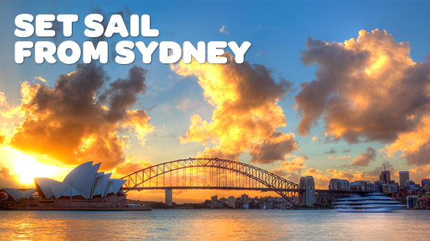 Cruise from Sydney