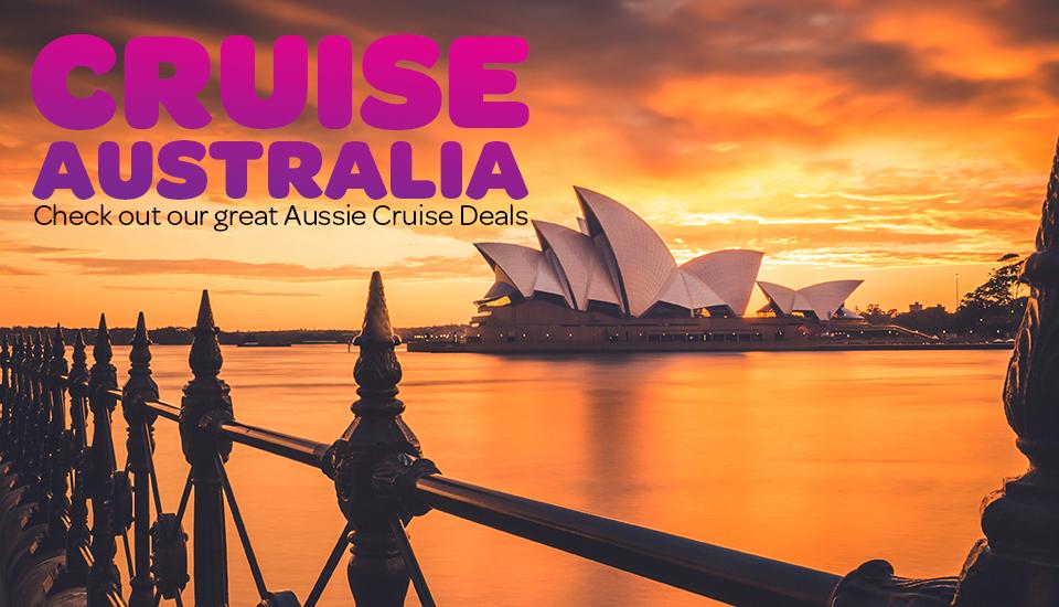 Cruise Australia Cruise Sale