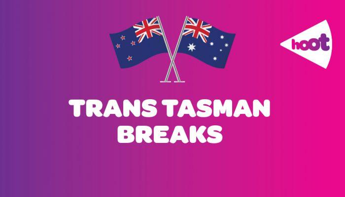 Trans Tasman Mini Breaks