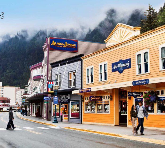 Celebrity Cruises Juneau