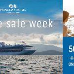Princess Cruises Sale Week