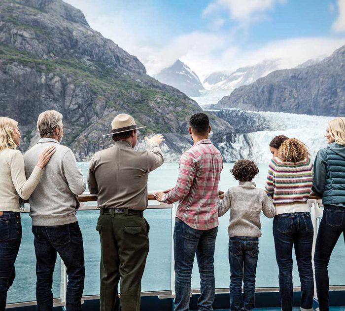 Princess Cruises Glacier Bay