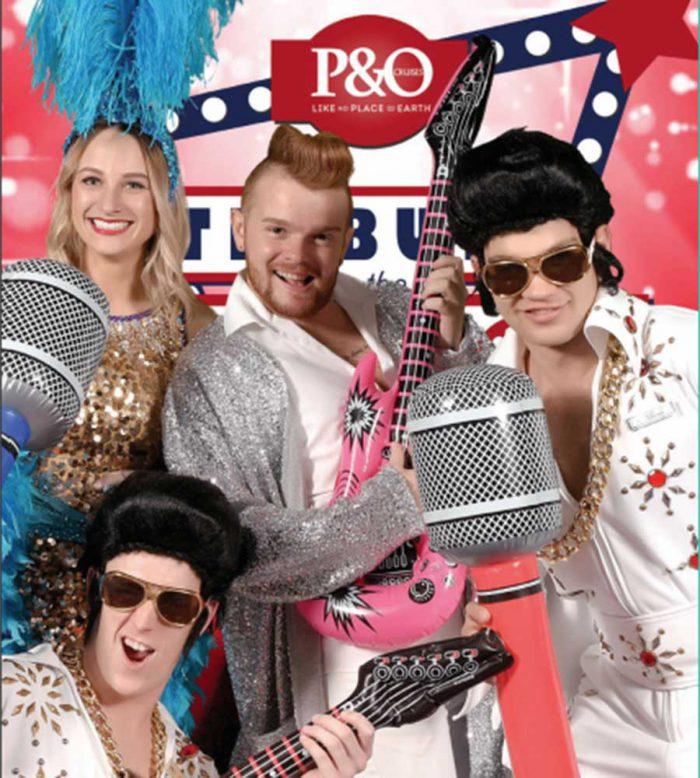 P&O Tribute to the King Theme Cruise
