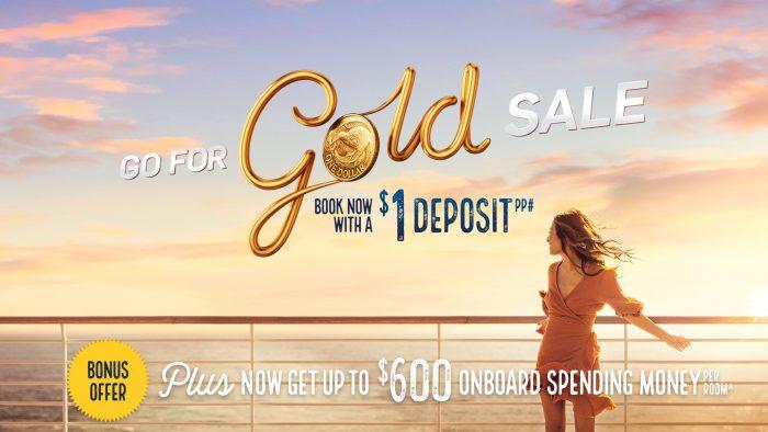 P&O Cruises Double Free Spending Money