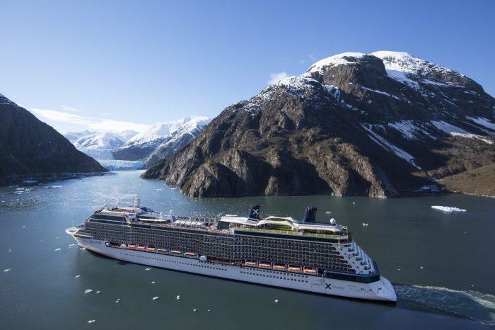 Celebrity Cruises Tracy Arm Fjord