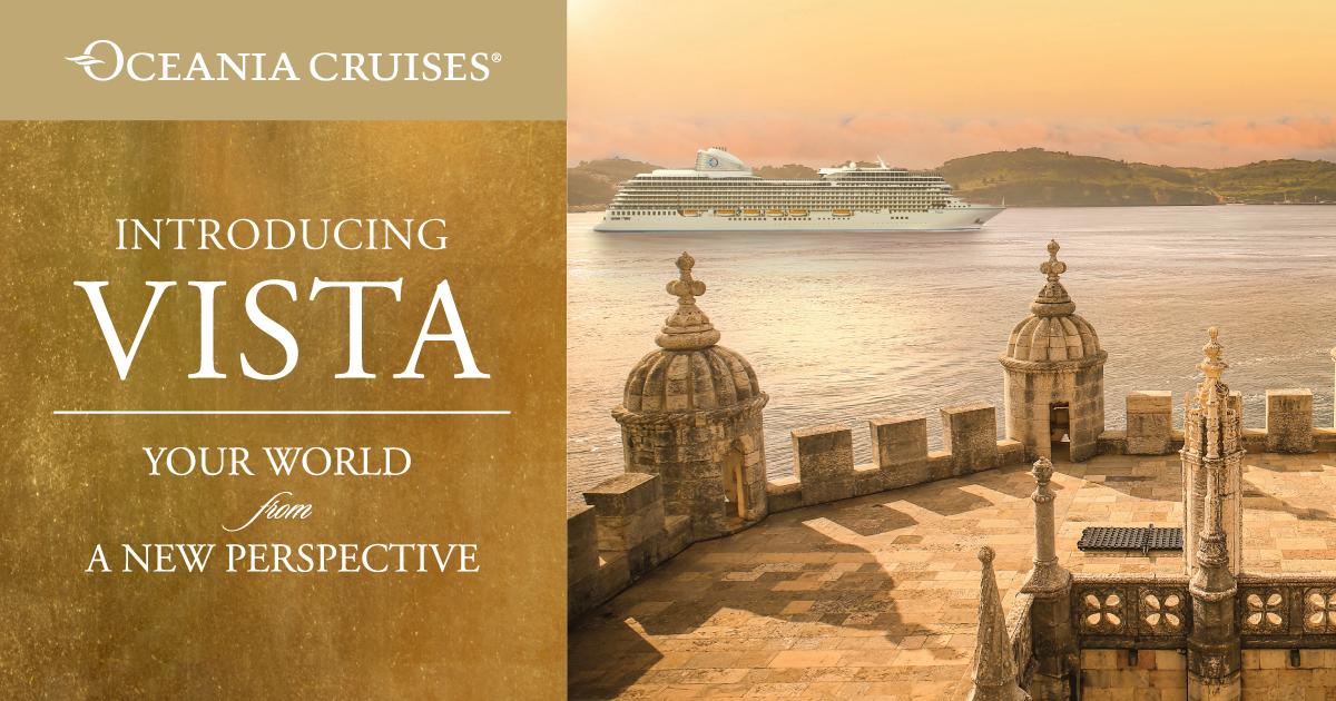 Oceania Cruises Vista