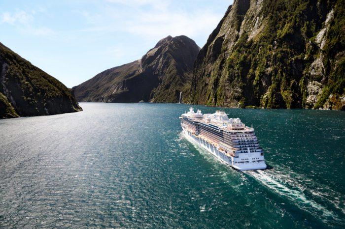 Princess Cruises - Milford Sound